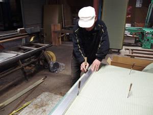 国家資格を持つ畳技能士がご対応いたします